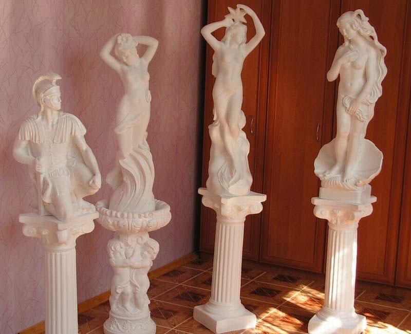 Форма для гипсовой скульптуры